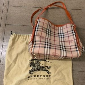 Burberry Women's Handbag 100% Authentic